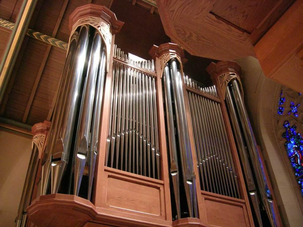 Zion Kegg Organ
